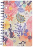 Book Cover Image. Title: 2015 Weekly 5x8 Watercolor Butterfly Wiro Engagement Calendar, Author: Punctuate