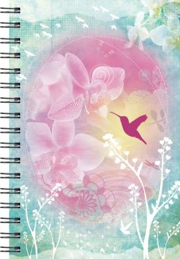 Wire-O Journal - New Bird - Medium (Lined Both Sides)