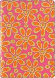Product Image. Title: Tri-Colored Daisy Cover in Primrose/Orange HD