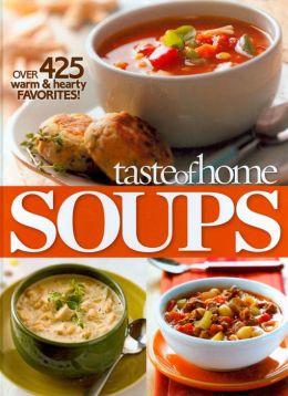 Taste of Home: Soup