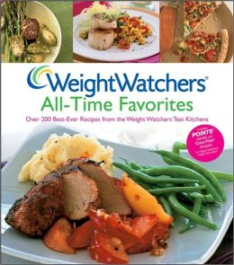 Weight Watchers All-Time Favorite Recipes Club Ed