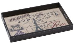 Tour Eiffel Wooden Tray 9.8