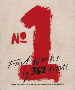 No.1: First Works of 362 Artists