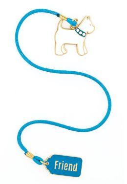 Dog Friend Bookmark