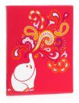 Product Image. Title: Jonathan Adler Pink Elephant Presentation Book (8.5x11)