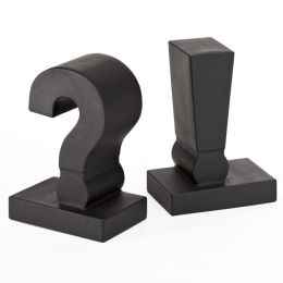 Punctuation Bookends Set of 2