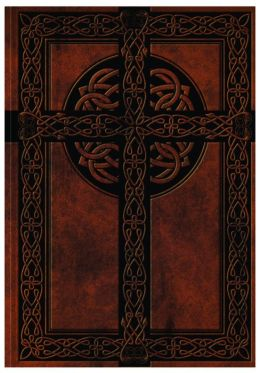 Blank Book Celtic Cross Blank