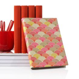 Jonathan Adler Scales Cover in Pink/Gold HD