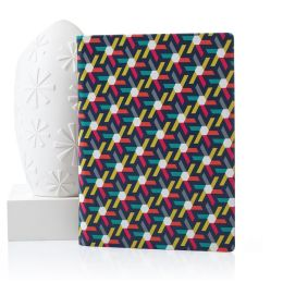 Jonathan Adler Pinwheel Cover in Multi HD+