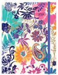 Book Cover Image. Title: 2014 Weekly Planner 6x8 Painted Paisley Flexi Engagment Calendar, Author: Punctuate