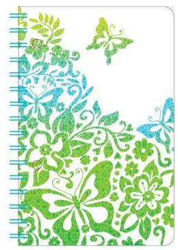 2014 Weekly 5x8 Citrus Tropic Wiro Engagement Calendar