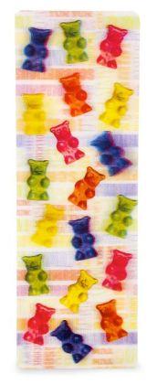 Gummy Bear Lenticular Bookmark