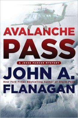 Avalanche Pass (Jesse Parker Series)