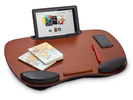 Smart Media Wooden Lap Desk 22x15