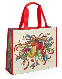Bountiful Tote Bag (15 3/4 x 5 3/4 x 13)