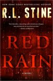Book Cover Image. Title: Red Rain, Author: R. L. Stine