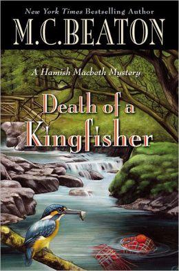 Death of a Kingfisher (Hamish Macbeth Series #27)