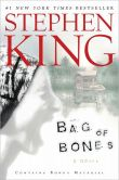 Book Cover Image. Title: Bag of Bones, Author: Stephen King