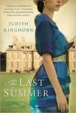 Book Cover Image. Title: The Last Summer, Author: Judith Kinghorn