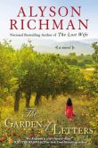 Book Cover Image. Title: The Garden of Letters, Author: Alyson Richman