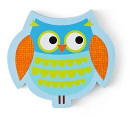 Critter Owl Figural Eraser