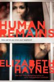 Book Cover Image. Title: Human Remains, Author: Elizabeth Haynes