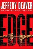 Book Cover Image. Title: Edge, Author: Jeffery Deaver