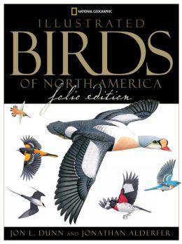 Illustrated Birds of North America: Folio Edition