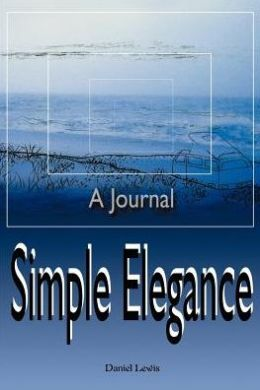 Simple Elegance: A Journal
