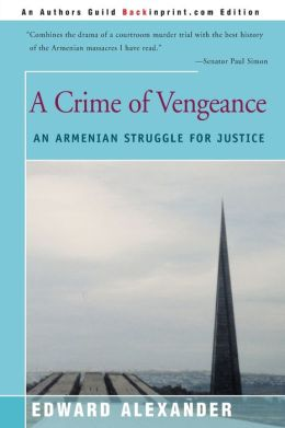 A Crime Of Vengeance