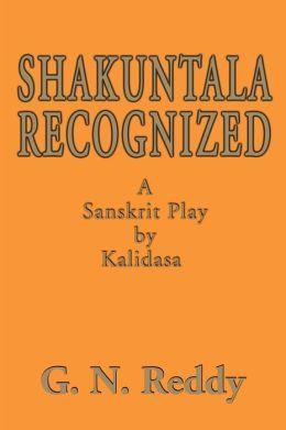 Shakuntala Recognized