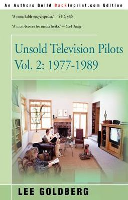 Unsold Television Pilots, Vol. 2: 1977-1989