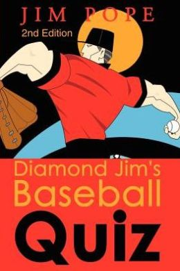 Diamond Jim's Baseball Quiz