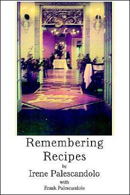 Remembering Recipes