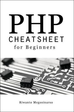 PHP Cheatsheet for Beginners