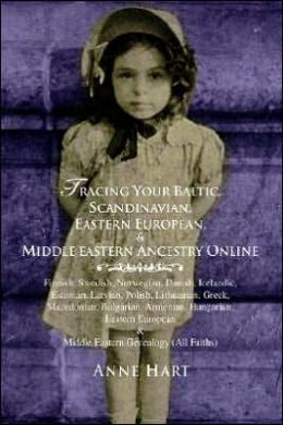 Tracing Your Baltic, Scandinavian, Eastern European, & Middle Eastern Ancestry Online
