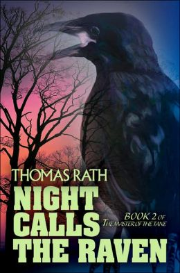 Night Calls the Raven (The Master of the Tane Series #2)