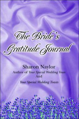 The Bride's Gratitude Journal