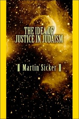The Idea of Justice in Judaism