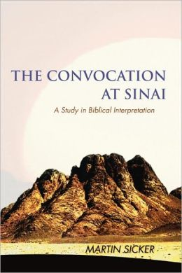 The Convocation At Sinai
