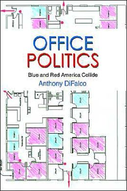 Office Politics: Blue and Red America Collide