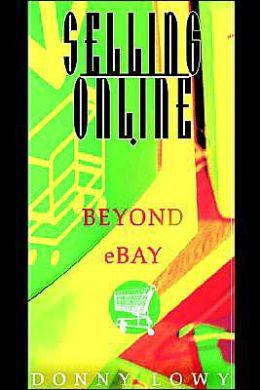 Selling Online: Beyond EBay
