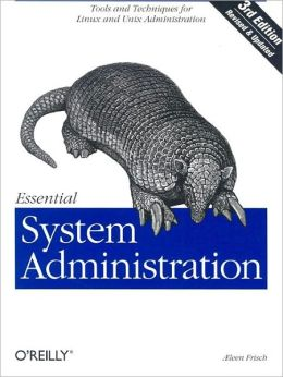 Essential System Administration, Third Edition
