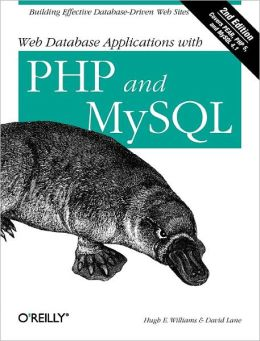 Web Database Applications with PHP and MySQL 2E