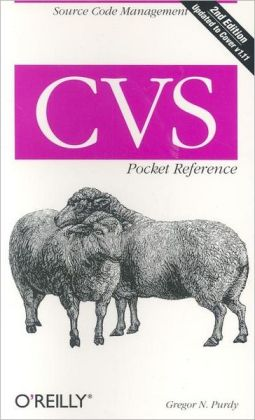 CVS Pocket Reference