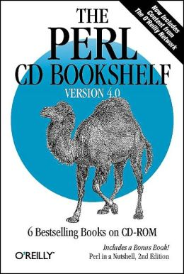Perl CD Bookshelf 4.0