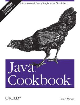 Java Cookbook, Second Edition