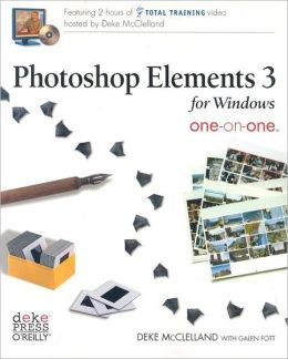 Photoshop Elements 3 for Windows One-on-One