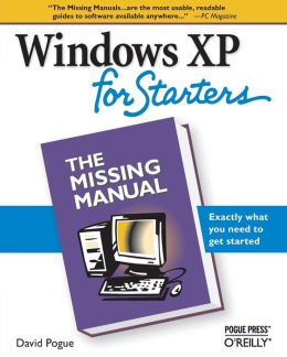 Windows Xp For Starters