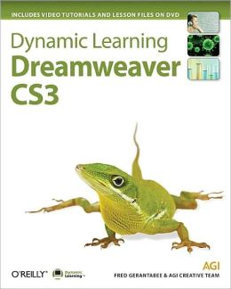 Learning Dreamweaver CS3